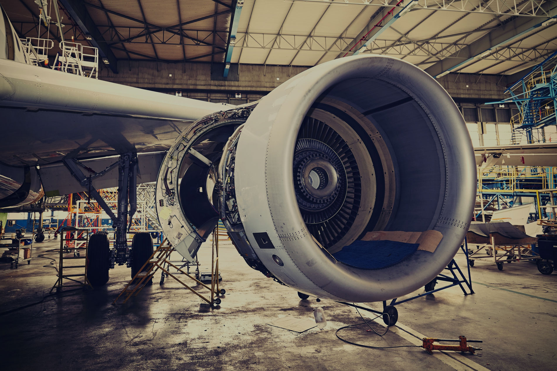 Aerospace Industry Parts and Components from ATC Ireland