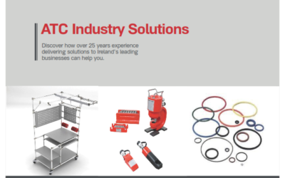 ATC Launch New Product Brochure