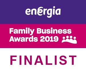 #TeamATC shortlised for Energia Family Business Awards