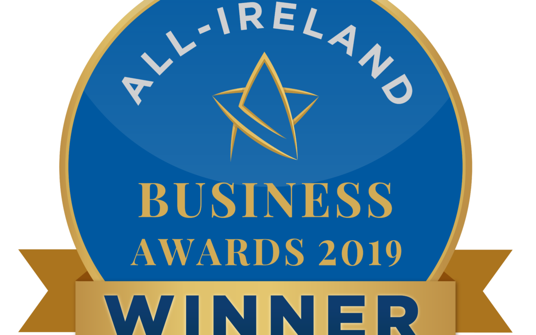 Winner All-Ireland Medium Business of 2019