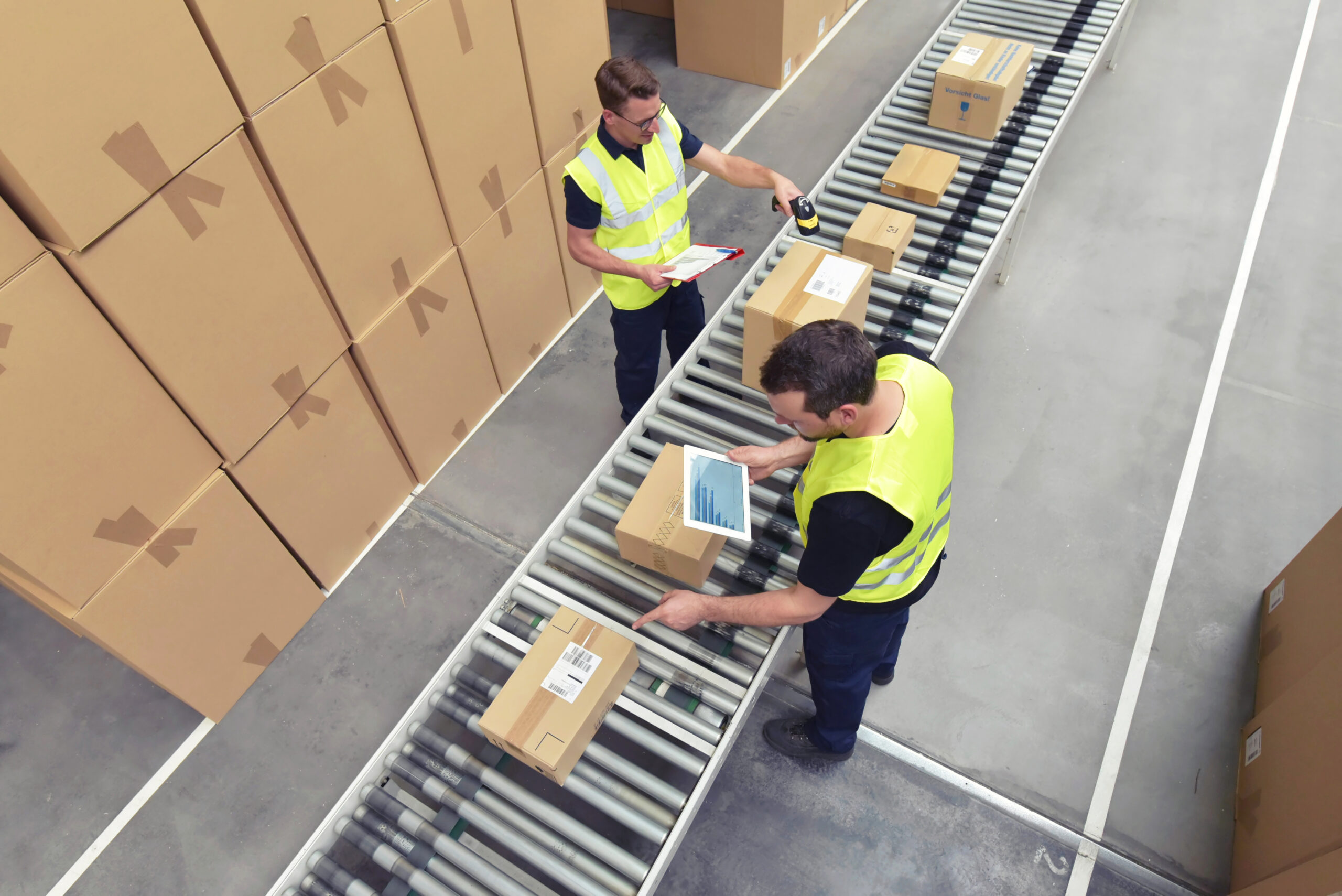 Material Handling & Storage Solutions